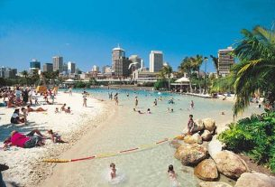 The Best Beaches in Brisbane